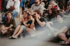 Brangi jo brangi Valmiermuižas parkā aizvadīts etnofestivāls SVIESTS 2019, kurā uzstājās pasaulē atzīti pašmāju mākslinieki 28