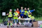 Vēsturiskais 107 km skrējiensoļojums Rīga - Valmiera šogad atzīmē 30 gadu jubileju. Pirmais skrējiens norisinājās 1989. gadā - trīs dienas pēc leģendā 11