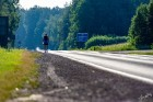 Vēsturiskais 107 km skrējiensoļojums Rīga - Valmiera šogad atzīmē 30 gadu jubileju. Pirmais skrējiens norisinājās 1989. gadā - trīs dienas pēc leģendā 13