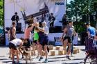 Vēsturiskais 107 km skrējiensoļojums Rīga - Valmiera šogad atzīmē 30 gadu jubileju. Pirmais skrējiens norisinājās 1989. gadā - trīs dienas pēc leģendā 19