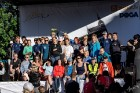 Vēsturiskais 107 km skrējiensoļojums Rīga - Valmiera šogad atzīmē 30 gadu jubileju. Pirmais skrējiens norisinājās 1989. gadā - trīs dienas pēc leģendā 22