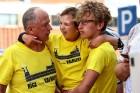 Vēsturiskais 107 km skrējiensoļojums Rīga - Valmiera šogad atzīmē 30 gadu jubileju. Pirmais skrējiens norisinājās 1989. gadā - trīs dienas pēc leģendā 29