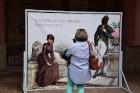 Daugavpilī notiekošā festivāla apmeklētājiem bija iespēja apskatīt unikālas izstādes un piedalīties daudzveidīgajās meistarklasēs 7