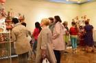 Daugavpilī notiekošā festivāla apmeklētājiem bija iespēja apskatīt unikālas izstādes un piedalīties daudzveidīgajās meistarklasēs 15