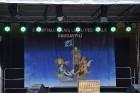 Daugavpilī notiekošā festivāla apmeklētājiem bija iespēja apskatīt unikālas izstādes un piedalīties daudzveidīgajās meistarklasēs 16