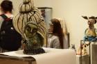 Daugavpilī notiekošā festivāla apmeklētājiem bija iespēja apskatīt unikālas izstādes un piedalīties daudzveidīgajās meistarklasēs 34