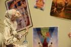Daugavpilī notiekošā festivāla apmeklētājiem bija iespēja apskatīt unikālas izstādes un piedalīties daudzveidīgajās meistarklasēs 38