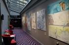 Jaunā māksliniece Agate Bernāne rīko personālo izstādi viesnīcā «Grand Poet by Semarah Hotels» 2