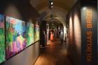 Uz Latviju 12.07.2019 atceļojuši jauni mākslinieka Marka Rotko darbu oriģināli 8