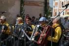 Sabiles pilsētas iedzīvotāji un viesi 5 dienas svin un bauda iemīļotos Vīna svētkus 8