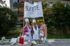 Sabiles pilsētas iedzīvotāji un viesi 5 dienas svin un bauda iemīļotos Vīna svētkus 9