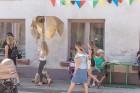 Sabiles pilsētas iedzīvotāji un viesi 5 dienas svin un bauda iemīļotos Vīna svētkus 13