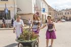 Sabiles pilsētas iedzīvotāji un viesi 5 dienas svin un bauda iemīļotos Vīna svētkus 18