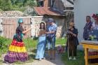 Sabiles pilsētas iedzīvotāji un viesi 5 dienas svin un bauda iemīļotos Vīna svētkus 23