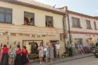 Sabiles pilsētas iedzīvotāji un viesi 5 dienas svin un bauda iemīļotos Vīna svētkus 24