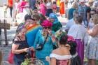 Sabiles pilsētas iedzīvotāji un viesi 5 dienas svin un bauda iemīļotos Vīna svētkus 27