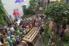 Sabiles pilsētas iedzīvotāji un viesi 5 dienas svin un bauda iemīļotos Vīna svētkus 29