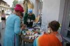 Sabiles pilsētas iedzīvotāji un viesi 5 dienas svin un bauda iemīļotos Vīna svētkus 31