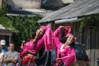 Sabiles pilsētas iedzīvotāji un viesi 5 dienas svin un bauda iemīļotos Vīna svētkus 36