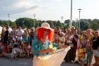 Sabiles pilsētas iedzīvotāji un viesi 5 dienas svin un bauda iemīļotos Vīna svētkus 44