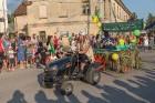 Sabiles pilsētas iedzīvotāji un viesi 5 dienas svin un bauda iemīļotos Vīna svētkus 46