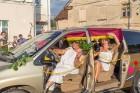 Sabiles pilsētas iedzīvotāji un viesi 5 dienas svin un bauda iemīļotos Vīna svētkus 47