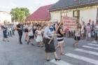 Sabiles pilsētas iedzīvotāji un viesi 5 dienas svin un bauda iemīļotos Vīna svētkus 48