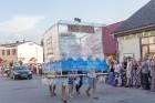 Sabiles pilsētas iedzīvotāji un viesi 5 dienas svin un bauda iemīļotos Vīna svētkus 51