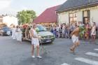 Sabiles pilsētas iedzīvotāji un viesi 5 dienas svin un bauda iemīļotos Vīna svētkus 52
