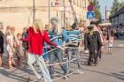 Sabiles pilsētas iedzīvotāji un viesi 5 dienas svin un bauda iemīļotos Vīna svētkus 54