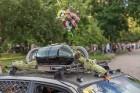 Sabiles pilsētas iedzīvotāji un viesi 5 dienas svin un bauda iemīļotos Vīna svētkus 56