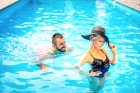 Viesnīcas Lielupe by Semarah Hotels atklātajā baseinā var baudīt vasarīgas sajūtas 9