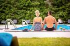 Viesnīcas Lielupe by Semarah Hotels atklātajā baseinā var baudīt vasarīgas sajūtas 14