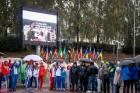 Madonā norisinās pasaules čempionāts distanču slēpošanas vasaras paveidā rollerslēpošanā, kas pulcē teju 170 dalībnieku no 15 pasaules valstīm 7
