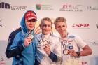 Madonā norisinās pasaules čempionāts distanču slēpošanas vasaras paveidā rollerslēpošanā, kas pulcē teju 170 dalībnieku no 15 pasaules valstīm 10