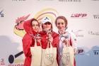 Madonā norisinās pasaules čempionāts distanču slēpošanas vasaras paveidā rollerslēpošanā, kas pulcē teju 170 dalībnieku no 15 pasaules valstīm 12
