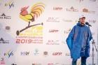 Madonā norisinās pasaules čempionāts distanču slēpošanas vasaras paveidā rollerslēpošanā, kas pulcē teju 170 dalībnieku no 15 pasaules valstīm 20