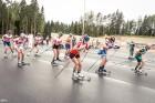 Madonā uz pasaules čempionātu distanču slēpošanā pulcējas sportisti no 15 valstīm 21