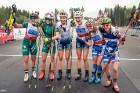 Madonā uz pasaules čempionātu distanču slēpošanā pulcējas sportisti no 15 valstīm 29