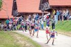 Madonā uz pasaules čempionātu distanču slēpošanā pulcējas sportisti no 15 valstīm 37