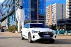 Travelnews.lv apceļo Zemgali un Vidzemi ar jauno un elektrisko «Audi e-tron» 1