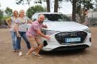 Travelnews.lv apceļo Zemgali un Vidzemi ar jauno un elektrisko «Audi e-tron» 49