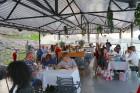 Pārdaugavas restorāns «Hercogs Fabrika» piedāvā jahtas izbraucienu ar romantiskām vakariņām pārim vai arī grupai 57