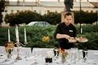 Viesnīcas Park Hotel Latgola restorāna PLAZA komanda 22.08.2019 rīkoja ekskluzīvas vakariņas neparastā vietā - Daugavpils Universitātes skvērā 4
