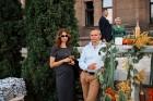 Viesnīcas Park Hotel Latgola restorāna PLAZA komanda 22.08.2019 rīkoja ekskluzīvas vakariņas neparastā vietā - Daugavpils Universitātes skvērā 11