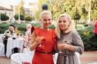Viesnīcas Park Hotel Latgola restorāna PLAZA komanda 22.08.2019 rīkoja ekskluzīvas vakariņas neparastā vietā - Daugavpils Universitātes skvērā 13
