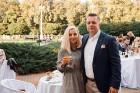 Viesnīcas Park Hotel Latgola restorāna PLAZA komanda 22.08.2019 rīkoja ekskluzīvas vakariņas neparastā vietā - Daugavpils Universitātes skvērā 14