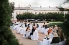 Viesnīcas Park Hotel Latgola restorāna PLAZA komanda 22.08.2019 rīkoja ekskluzīvas vakariņas neparastā vietā - Daugavpils Universitātes skvērā 15