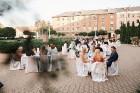 Viesnīcas Park Hotel Latgola restorāna PLAZA komanda 22.08.2019 rīkoja ekskluzīvas vakariņas neparastā vietā - Daugavpils Universitātes skvērā 16