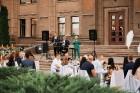 Viesnīcas Park Hotel Latgola restorāna PLAZA komanda 22.08.2019 rīkoja ekskluzīvas vakariņas neparastā vietā - Daugavpils Universitātes skvērā 20